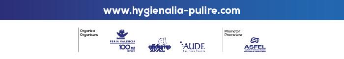 Organizadores: Feria Valencia - Afidamp servizi - Aude business Events. Promotor: Asfel