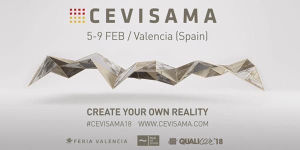 Cevisama 2018 invitaci n para arquitectos for Cevisama 2018