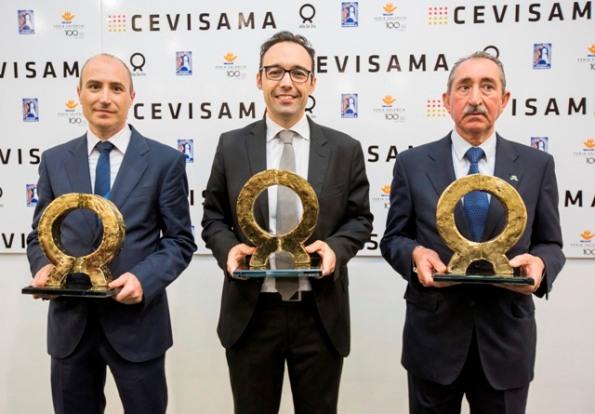 Premios alfa de oro 2018 for Cevisama 2018